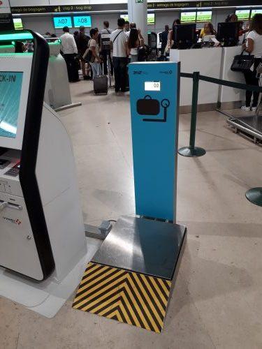 Balança Especial Cortesia Aeroporto 2